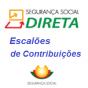 SEG SOCIAL DIRECTA escalões de contribuições